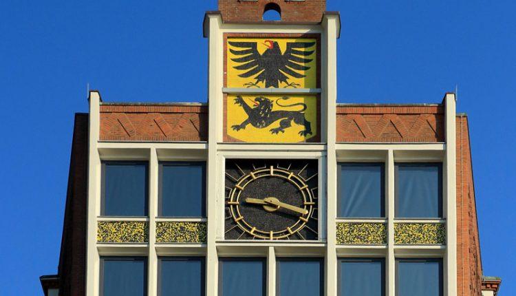 Düren Rathaus