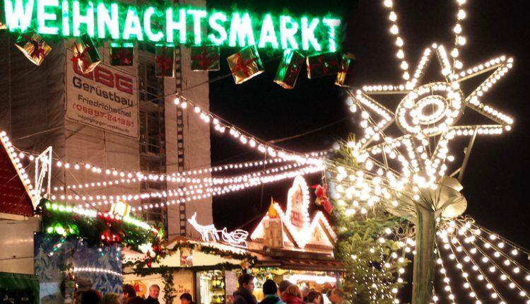 Weihnachtsmarkt Düren 2016