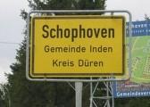 Inden: Wer soll in Schophoven löschen?