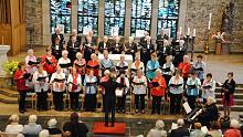 Musical-Melodien und Ohrwürmer in der Marienkirche