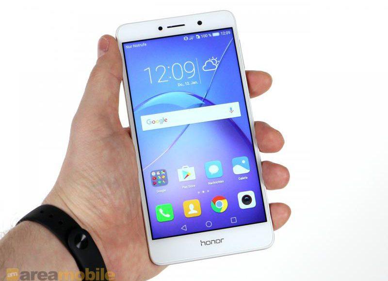 Huawei-Smartphone mit Dual-Kamera und guter Akkulaufzeit für 190 Euro