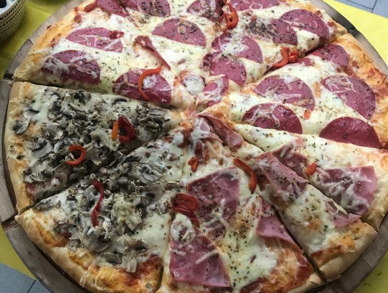 Food Truck – mobilen Pizza wagen